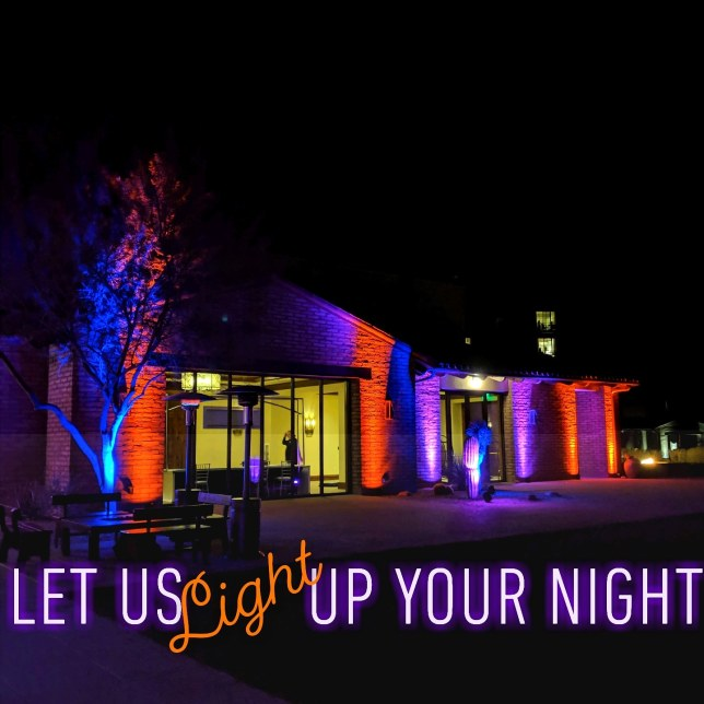 Let us light up your night
